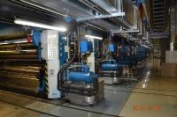 Niskociśnieniowa instalacji gaśnicza na dwutlenek węgla (CO2)
